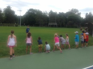Dovercourt Tennis Camp