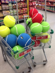 Giant Tennis Balls purchase