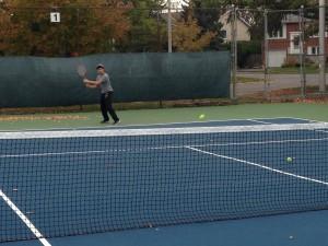 Tennis Client Tyler