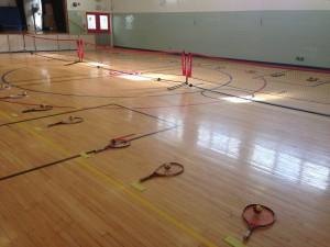 Tennis in schools